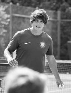Patrick Elias Tennistraining